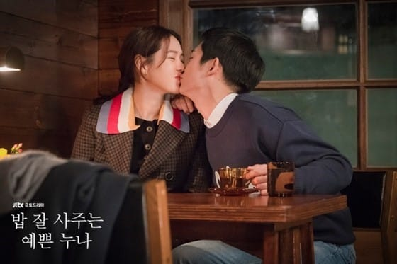 Những cảnh hôn cháy nhà cháy cửa trong phim Hàn cấm F.A không được