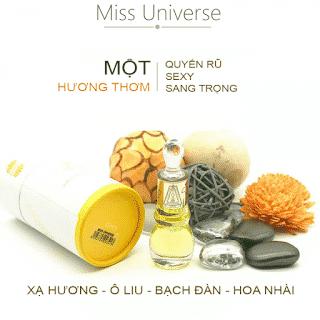 Nuoc hoa Ajmal Extrait Parfums Miss Universe