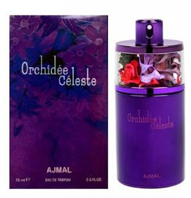 ajmal orchidee celeste edp perfume for women 75ml