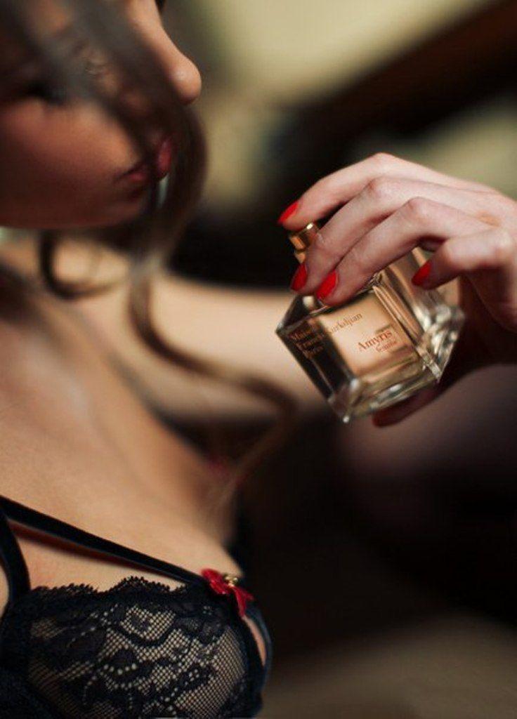 perfume girl nice