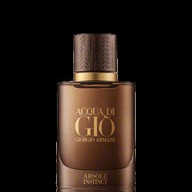 giorgio armani acqua di gio homme absolu instinct eau de parfum spray 40ml
