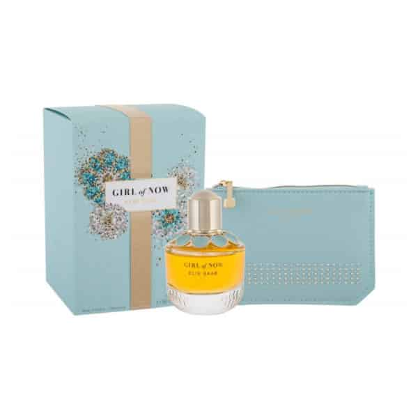 ELIE SAAB GIRL OF NOW EDP 50ML MINI POUCH SET