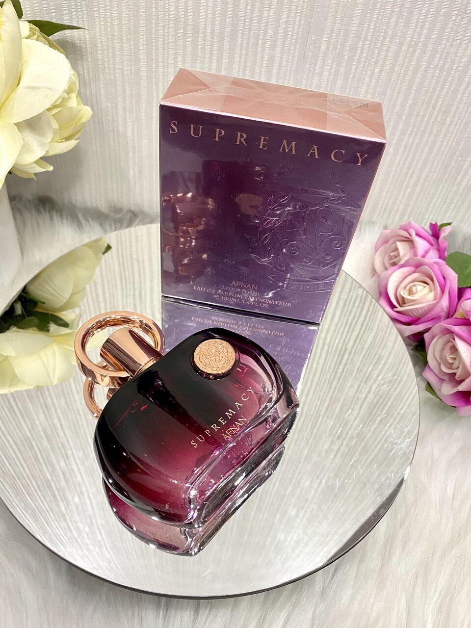 Nước hoa Supermacy Purple Pour Femme