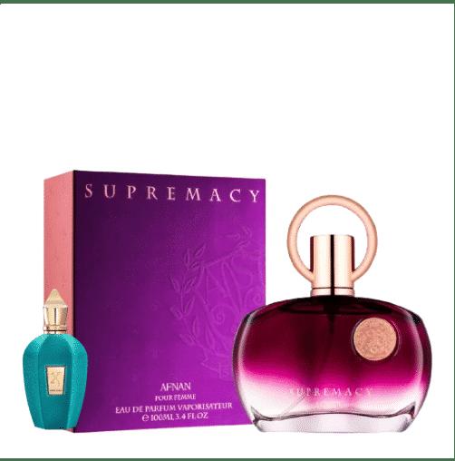 Nuoc hoa Supermacy Purple Pour Femme