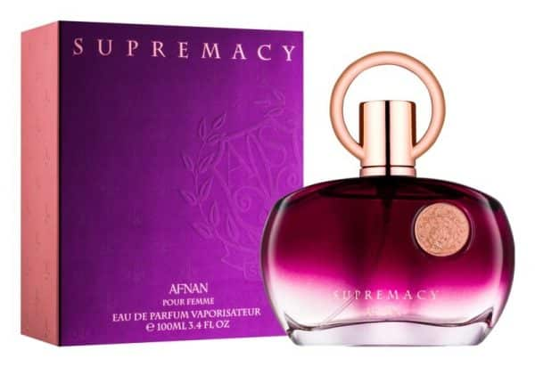 afnan supremacy pour femme purple eau de parfum for women 100 ml   16 1