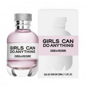 zadig voltaire girls can do anything eau de parfum 50 ml spray