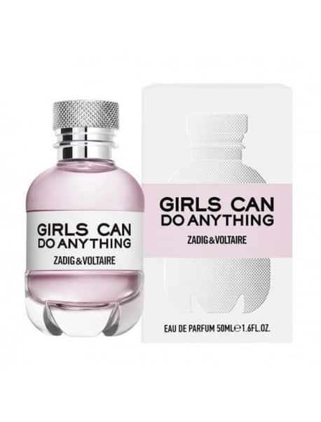 zadig voltaire girls can do anything eau de parfum 50 ml spray