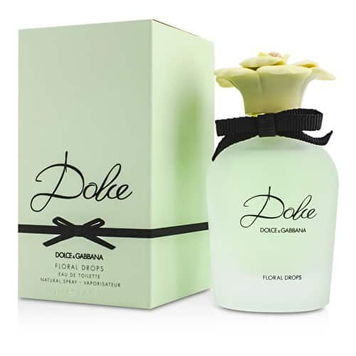 DOLCE GABBANA DOLCE FLORAL DROPS EDT 50ML b