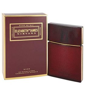 ELIZABETH AND JAMES NIRVANA ROSE W EDP 50ML box