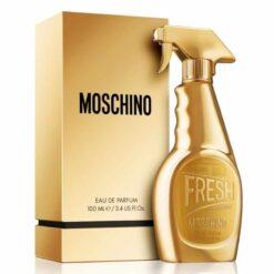 MOSCHINO FRESH COUTURE GOLD W EDP 100ML B