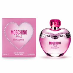 MOSCHINO PINK BOUQUET W EDT 100ML B