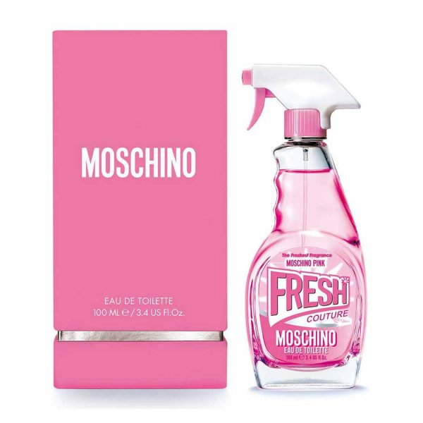 MOSCHINO PINK FRESH COUTURE EDT 100ML B