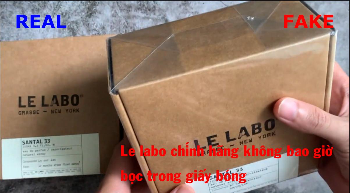 nhan biet le labo santal 33 chinh hang