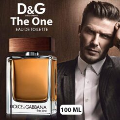 DOLCE GABBANA THE ONE M EDT 100ML D
