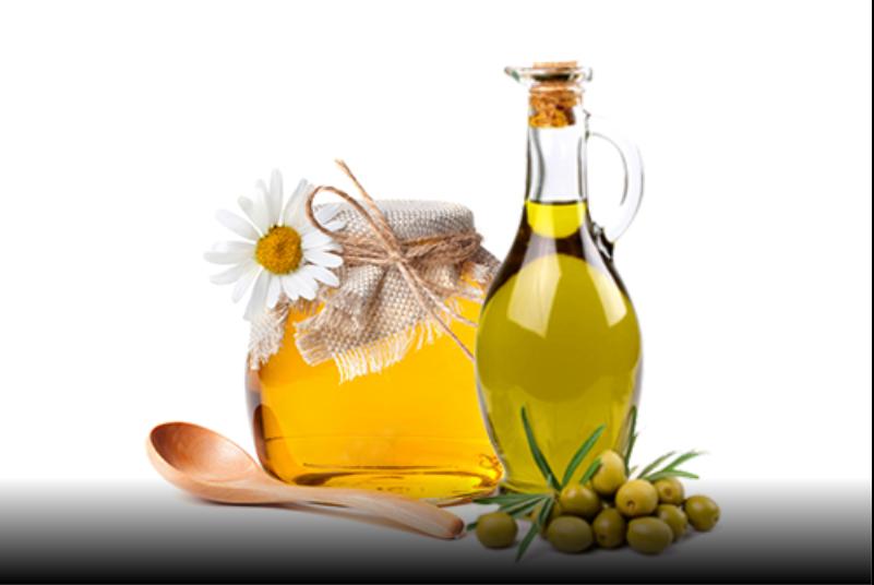 Cách làm trắng da với dầu ô liu và mật ong
